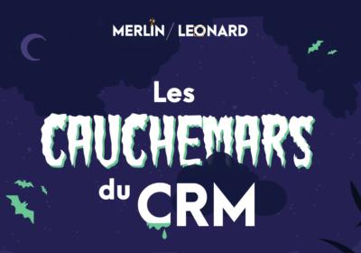 Infographie monstre : les cauchemars du CRM !