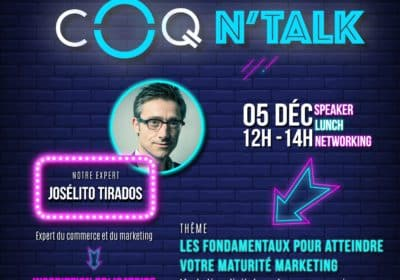 COQ N'TALK #1 MARKETING DIGITAL