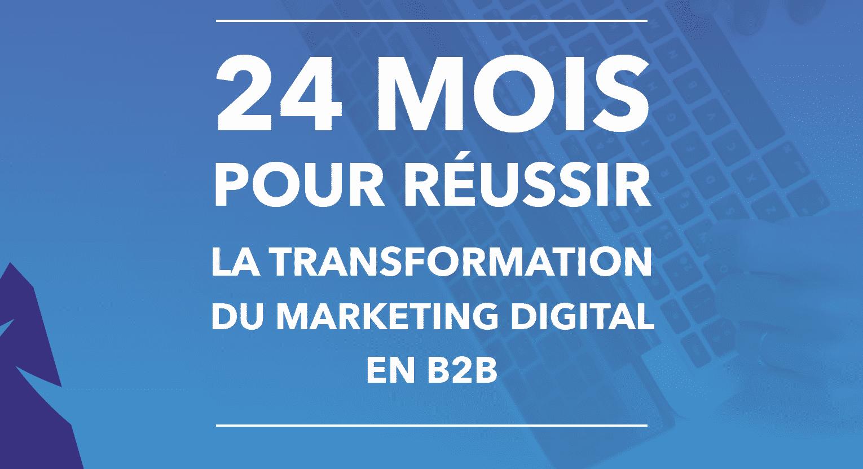 transformation du marketing digital
