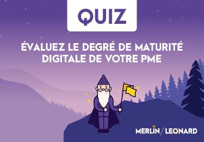 quiz maturité digitale