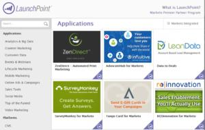 Les applications sur Marketo 1
