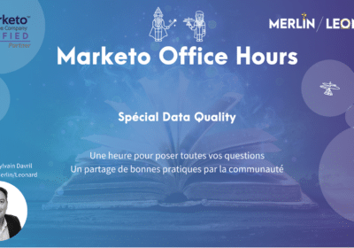 Marketo Office Hours spécial Data Quality & Marketo 15/01/21