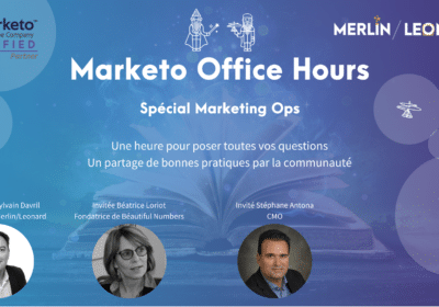 Marketo Office Hours spécial Marketing Ops 22/01/21