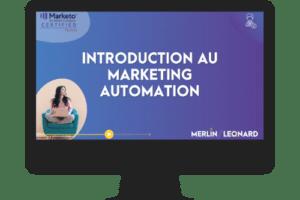 Introduction Marketing automation Merlin Leonard